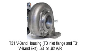 T31 V-band Housing